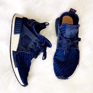 ADIDAS NMD Blue Sneakers